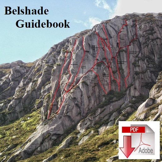 Belshade Rock Climbers Guidebook
