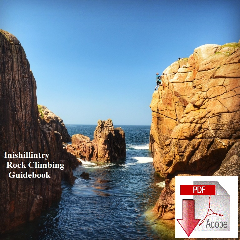 Inishillintry Rock Climbers Guide