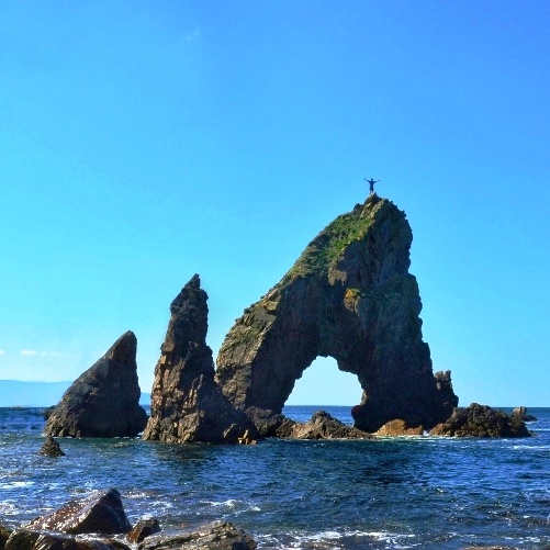 Crohy Head Sea Arch